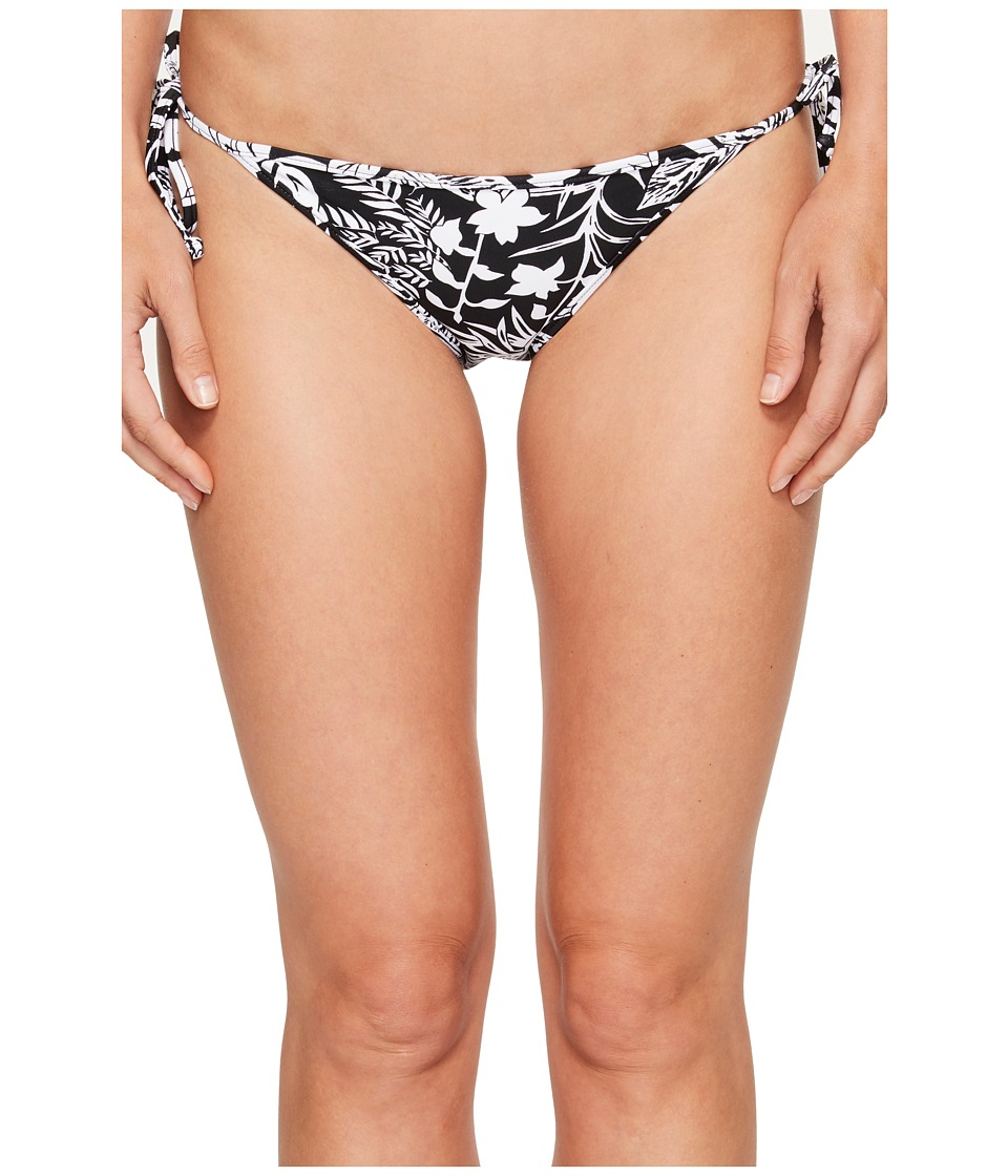 Volcom - Branch Out Full Bottom (Black) Women's Swimwear