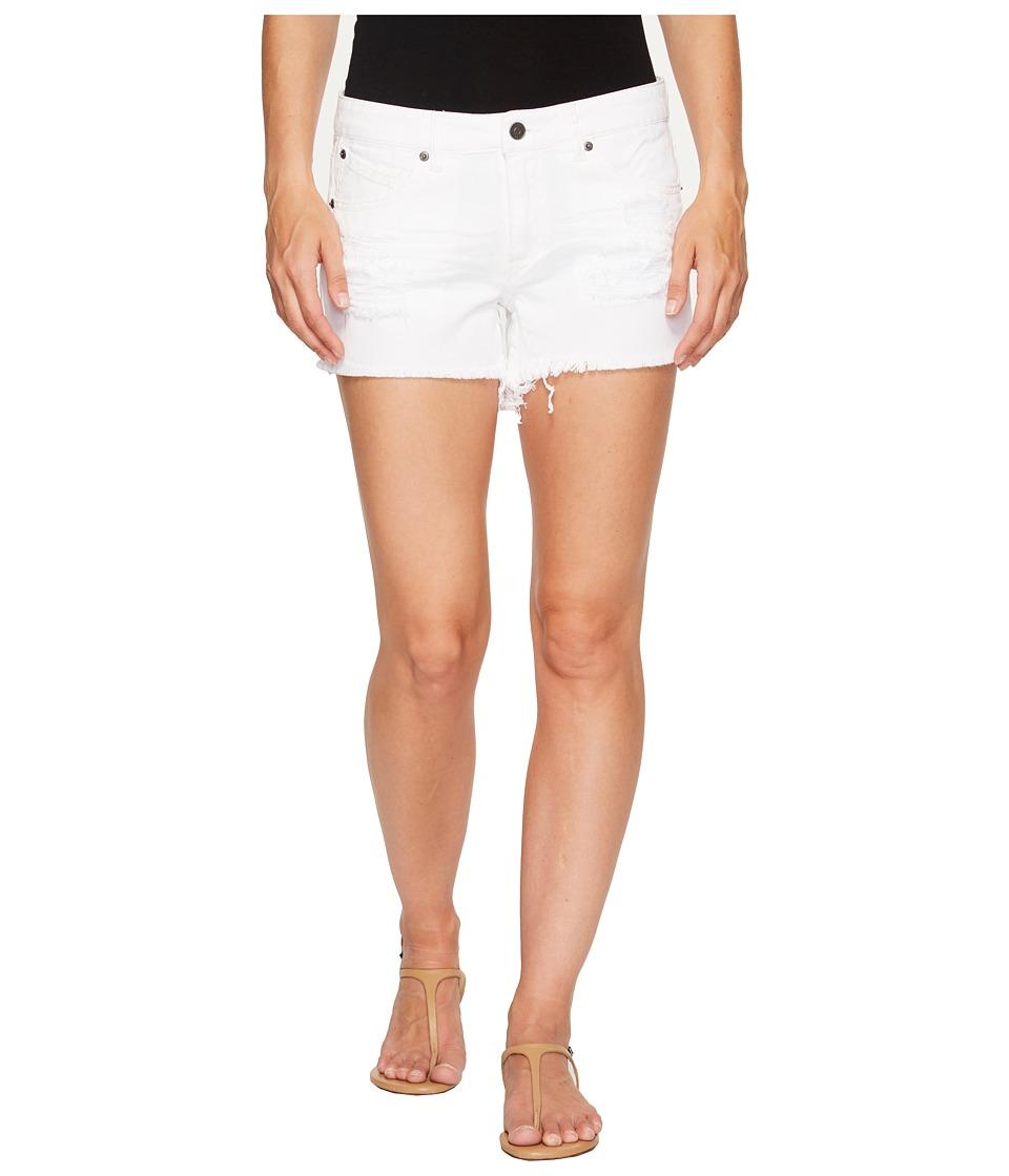 Volcom - Stoned Shorts (White) Women's Shorts