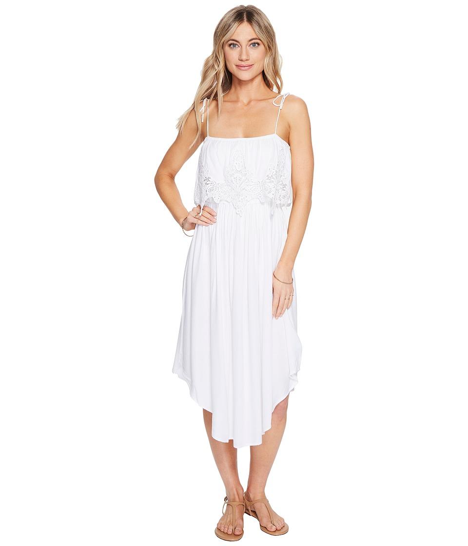 Volcom Boundless Dress (White) Women