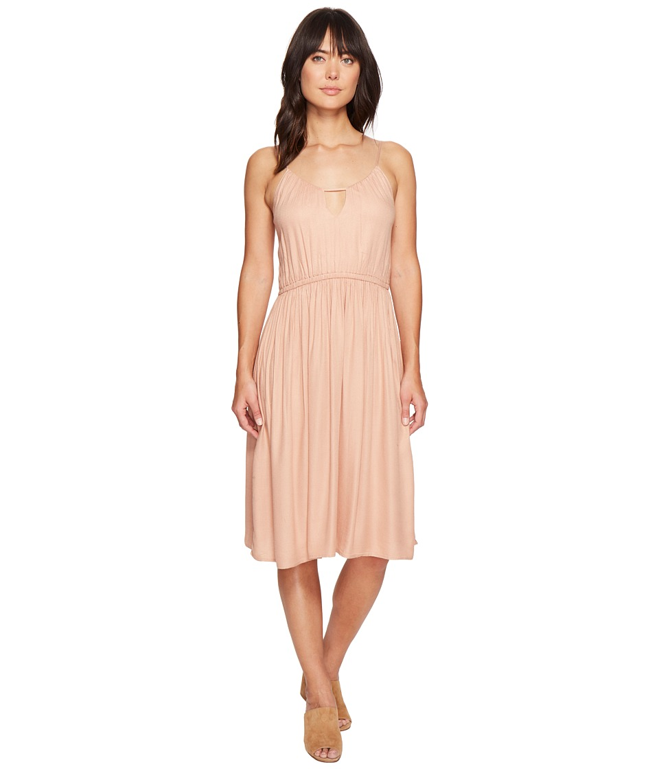 Volcom Rough Edges 2 Dress (Sandstorm) Women