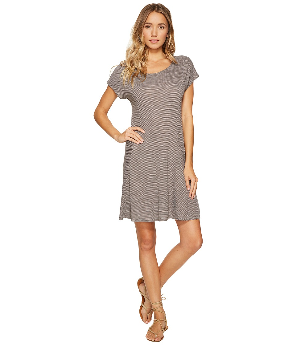 Volcom - You Turn Dress (Brown Khaki) Women's Dress