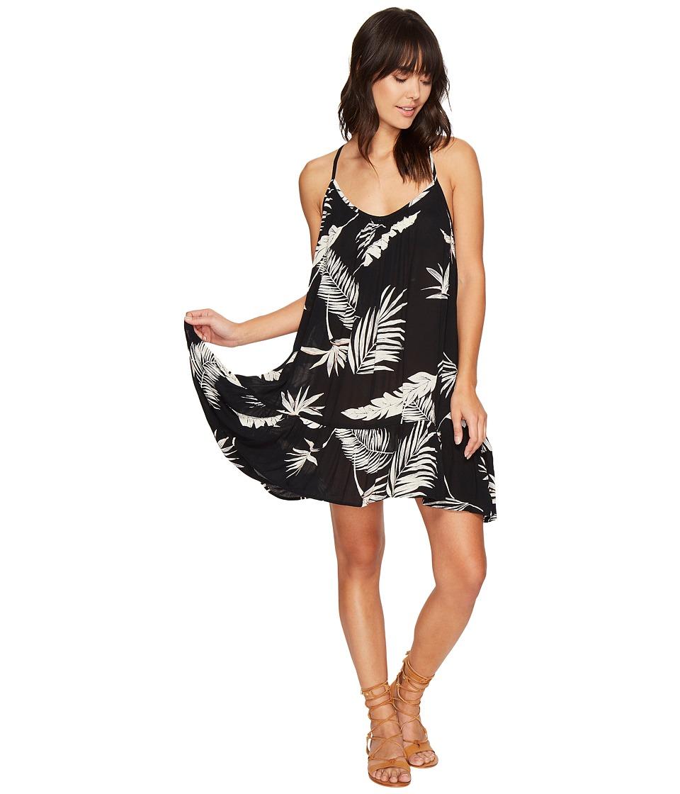 Volcom Nerd of Paradise Dress (Black Combo) Women