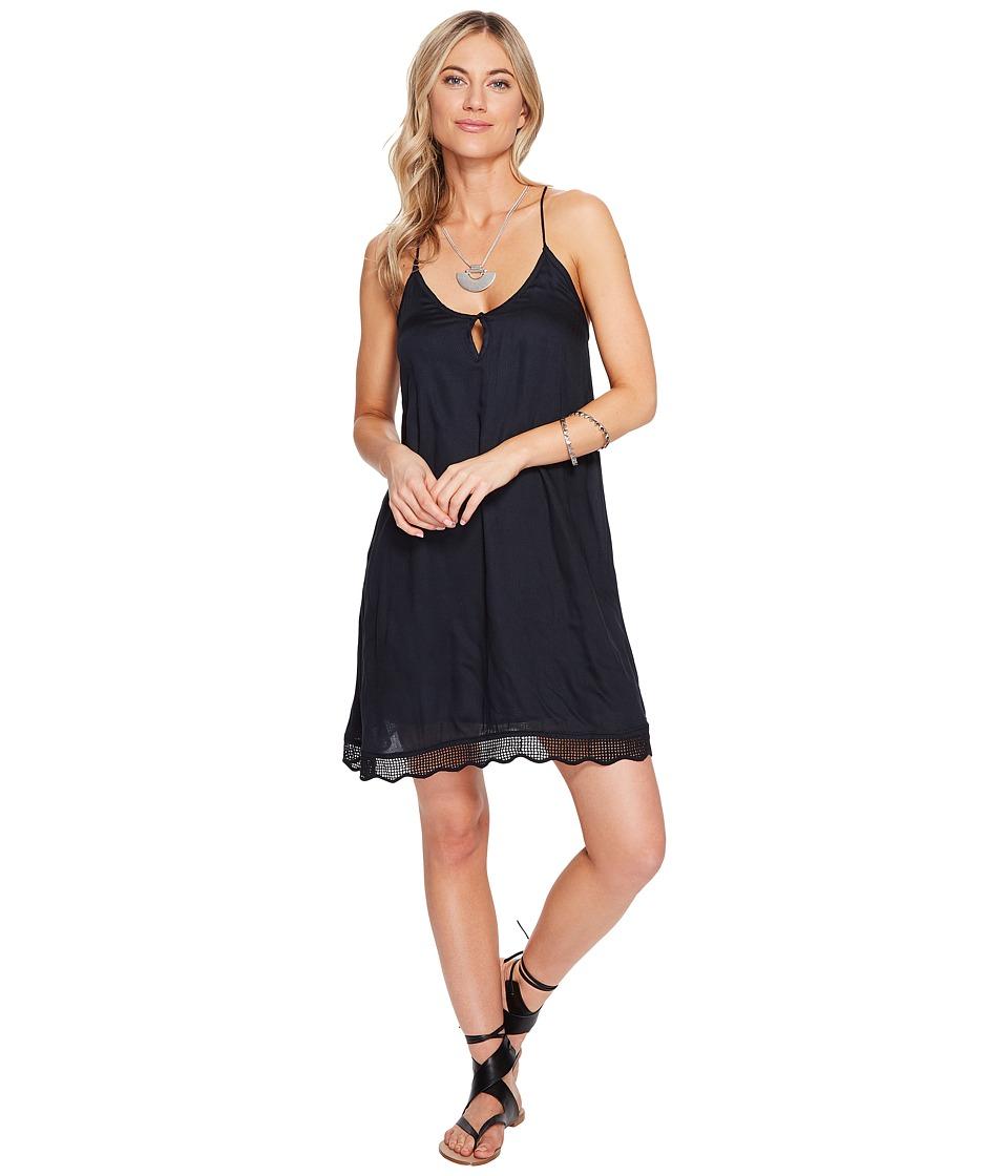Volcom - Scoop Da Loop Dress (Black) Women's Dress