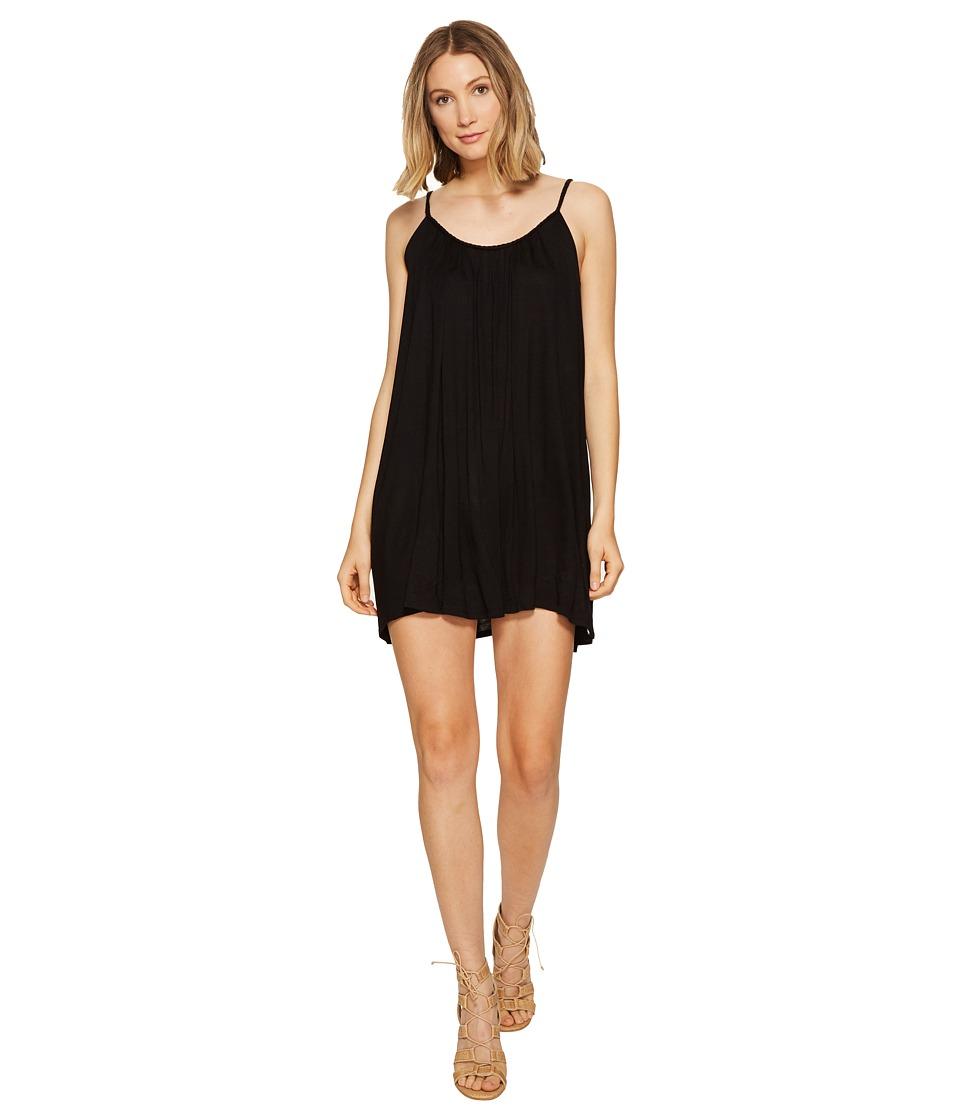 Volcom - Starry Flite Dress (Black) Women's Dress