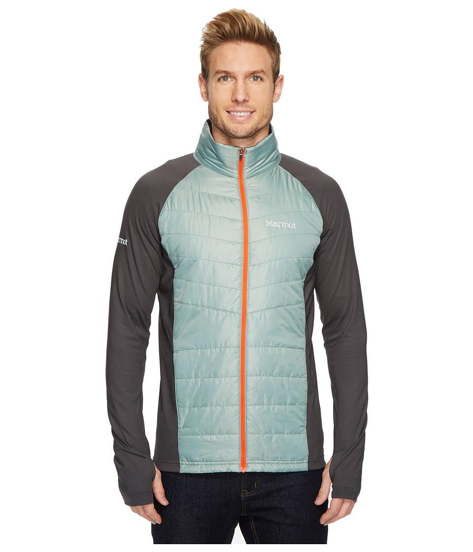 Marmot Nitro Jacket (Sea Fog/Slate Grey) Men