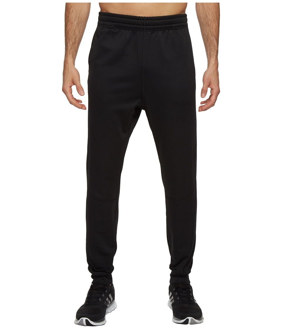 Reebok - Workout Ready Poly Fleece Pants (Black) Men's Casual Pants