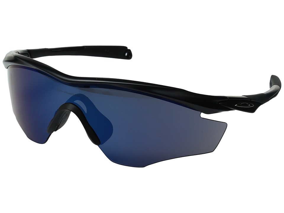 Oakley - MPH M2 (Matte Black w/ Ice Iridium) Sport Sunglasses