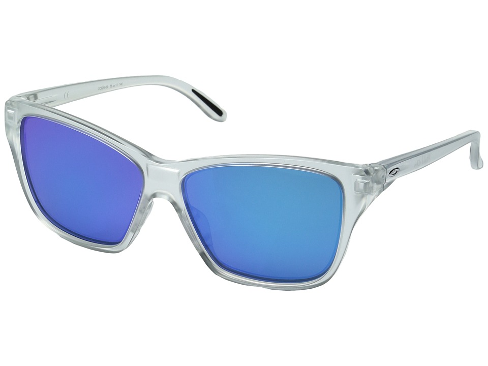 Oakley - Hold On (Matte Clear w/ Sapphire Iridium) Snow Goggles