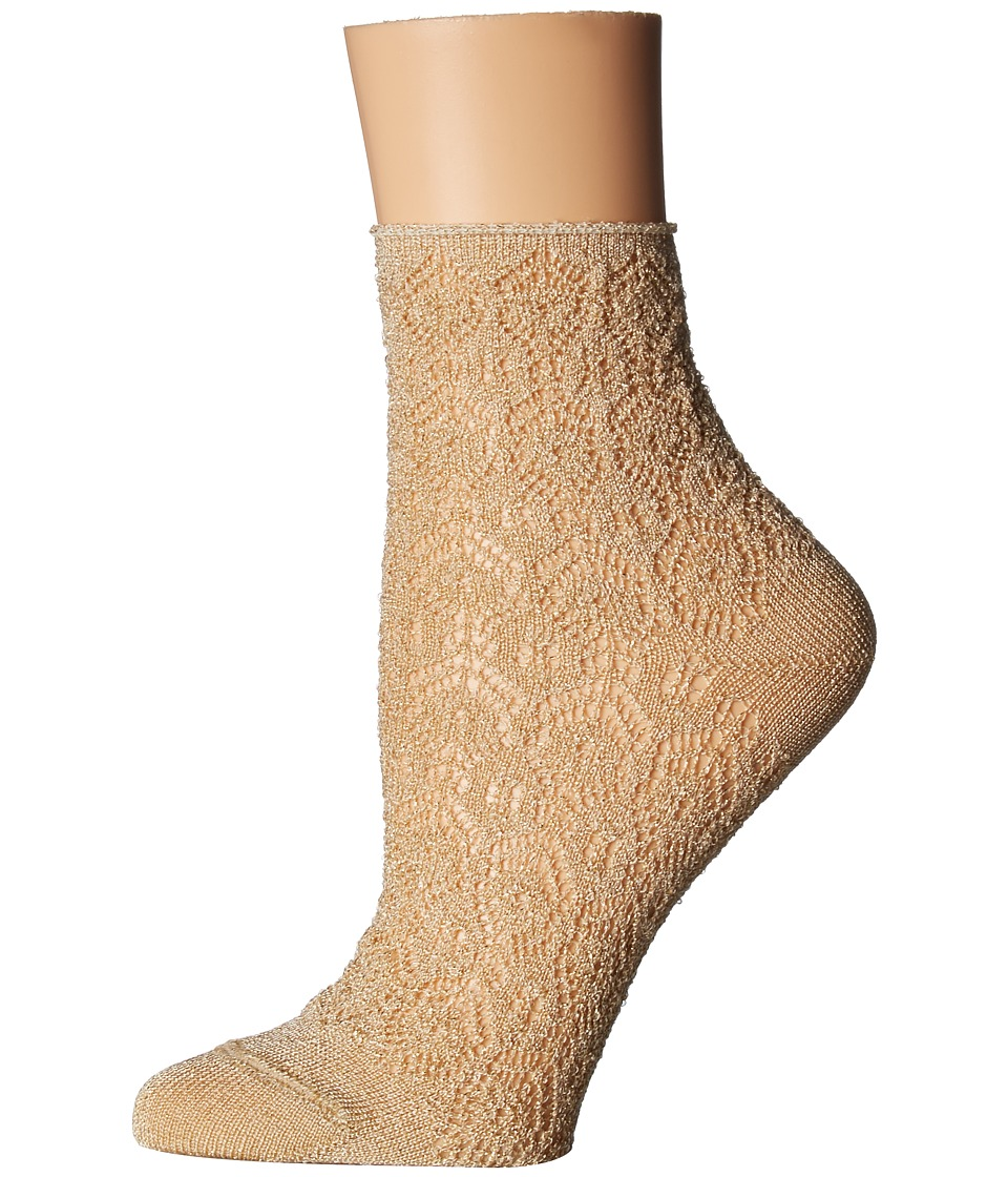 Falke - Sri Lanks Short Sock (Ginger) Women's Crew Cut Socks Shoes