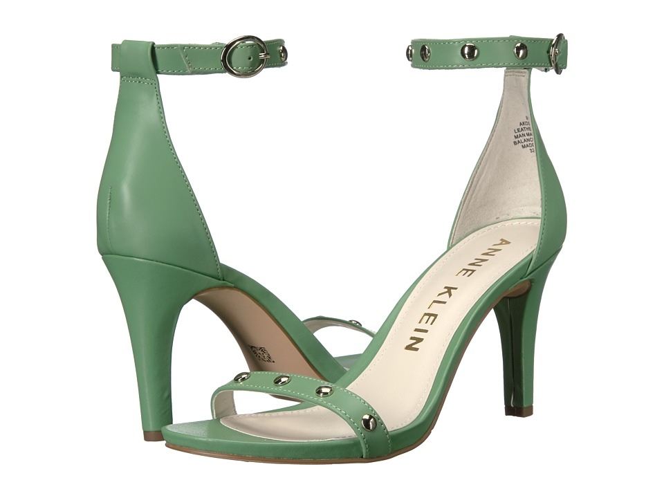 Anne Klein - Ossana (Medium Green Leather) Women's Shoes
