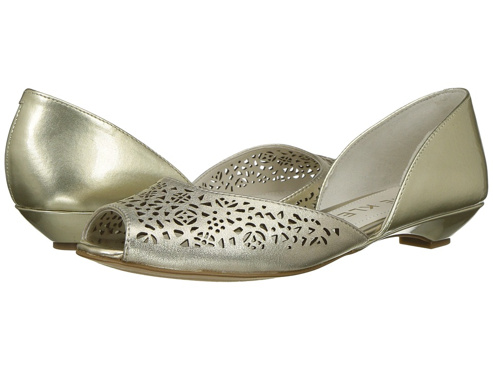 Anne Klein - Fatima (Light Gold/Light Gold Synthetic) Women's Shoes