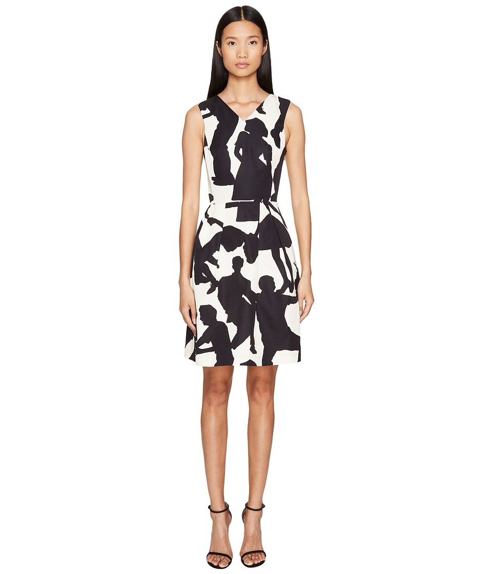 Paul Smith - Dance Dress (Black/White) Women's Dress