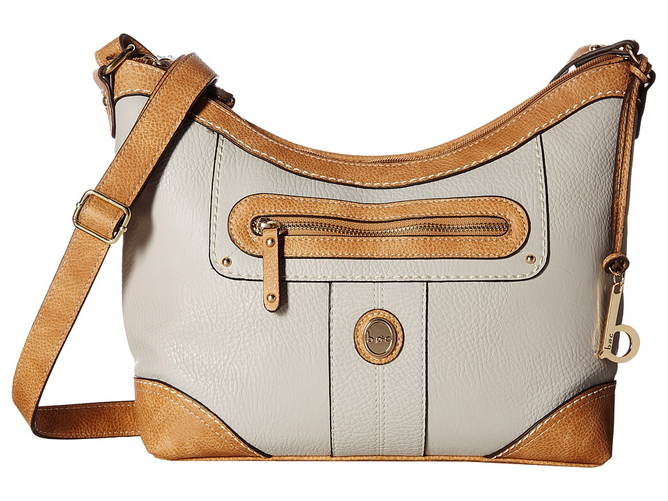 b.o.c. - Mcallister Crossbody (Dove) Cross Body Handbags