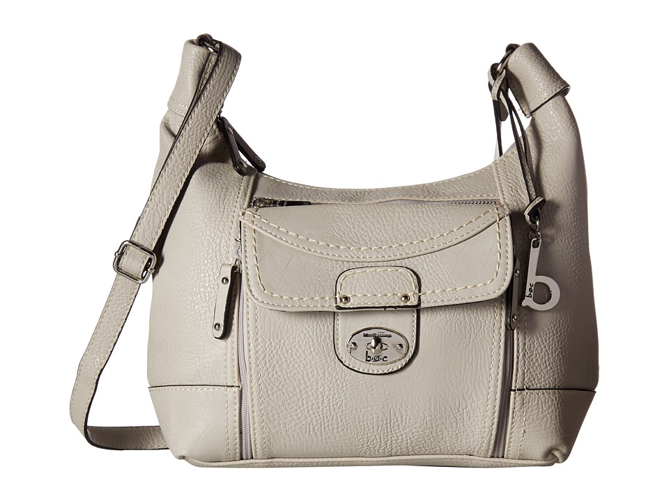 b.o.c. - Waltham Crossbody (Dove) Cross Body Handbags