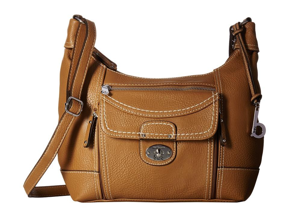 b.o.c. - Waltham Crossbody (Saddle) Cross Body Handbags