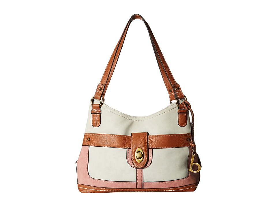 b.o.c. - Vandenburg Shopper (Bone/Shell Pink) Handbags