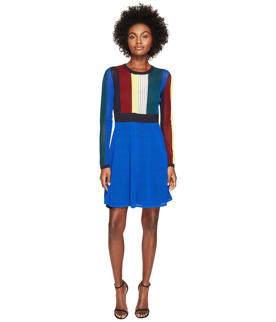 Paul Smith - Knit Dress (Multi) Women's Sweater