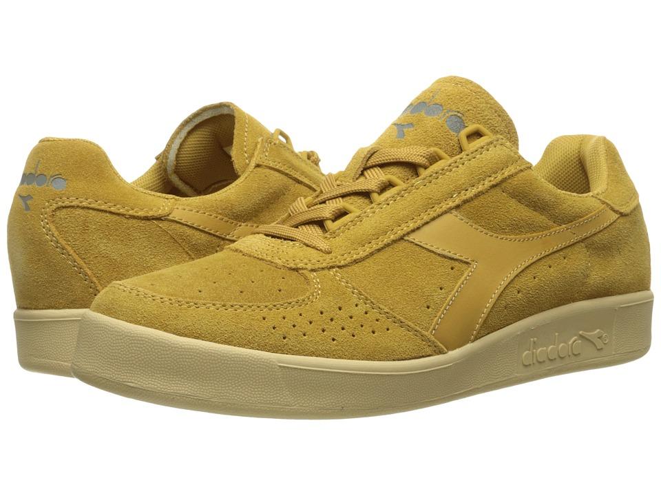 Diadora - B.Elite Suede (Beige Spelt) Athletic Shoes