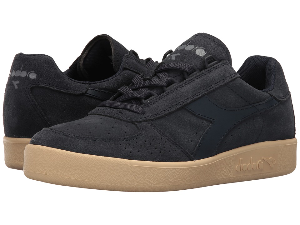 Diadora - B.Elite Suede (Navy Tuareg) Athletic Shoes