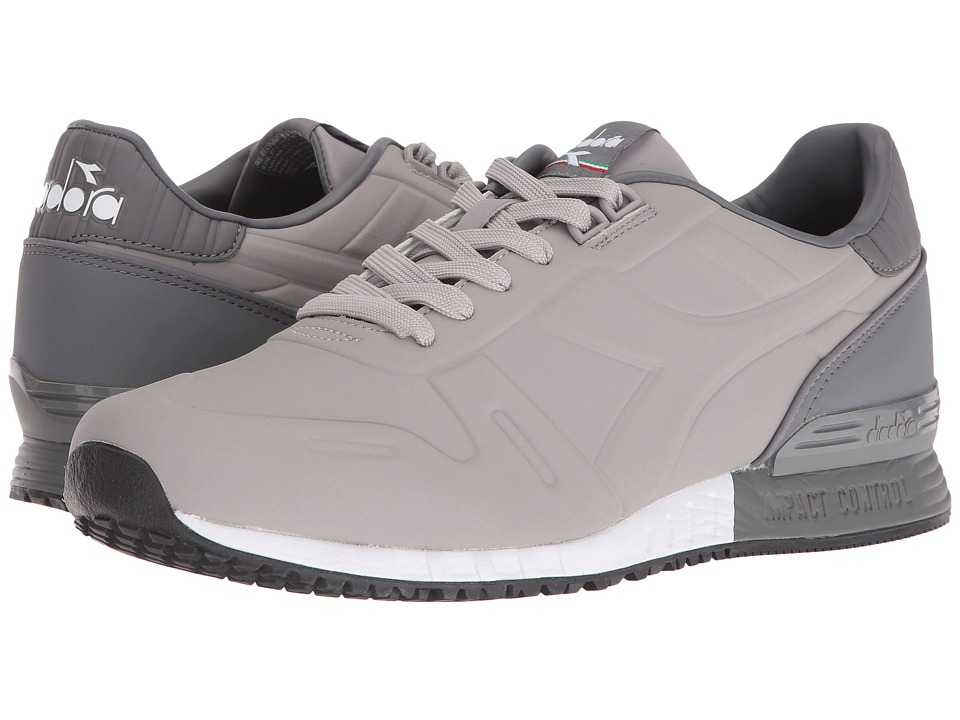 Diadora - Titan N II (Ash/Steel Gray) Athletic Shoes