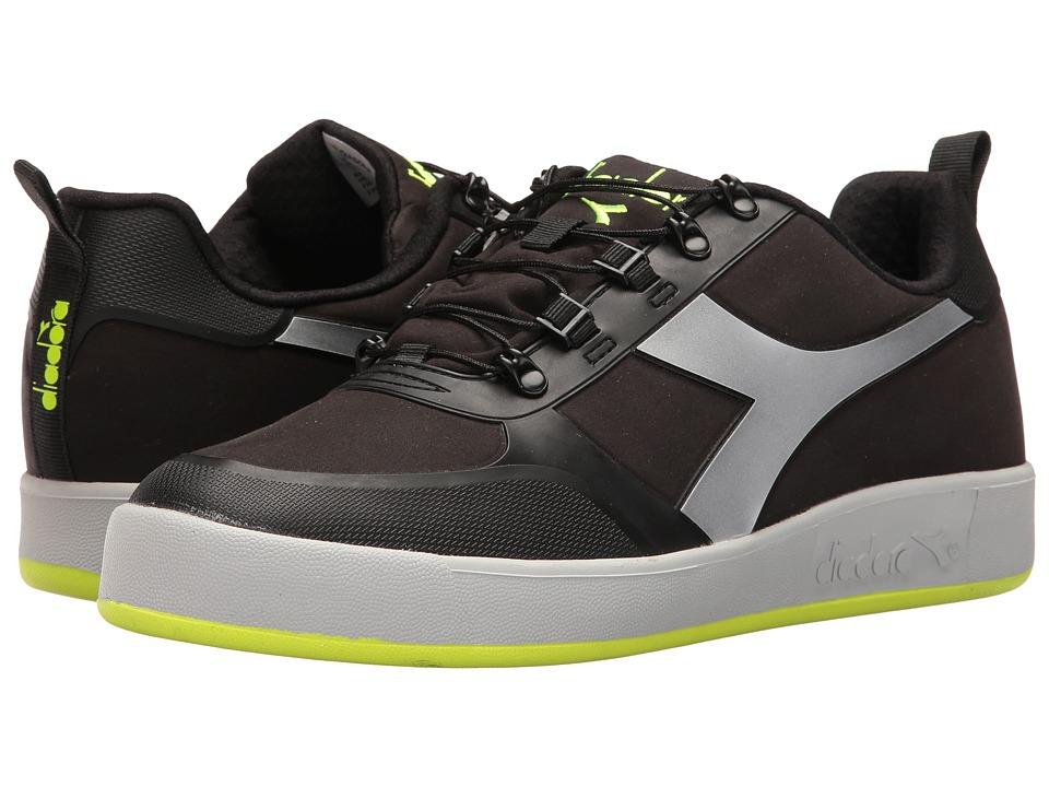 Diadora - B.Elite WNT Bright (Black/Silver) Athletic Shoes