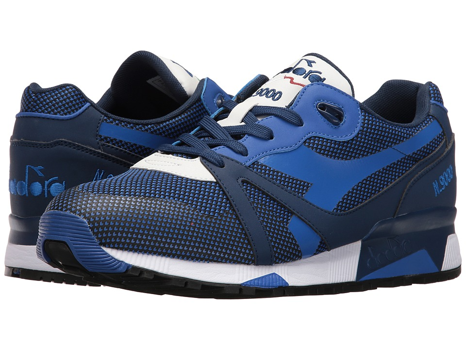 Diadora - N9000 Arrowhead (Saltire Navy) Athletic Shoes