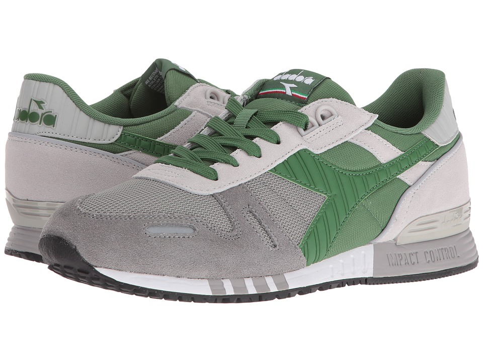 Diadora Titan II (Frost Gray/Juniper) Athletic Shoes