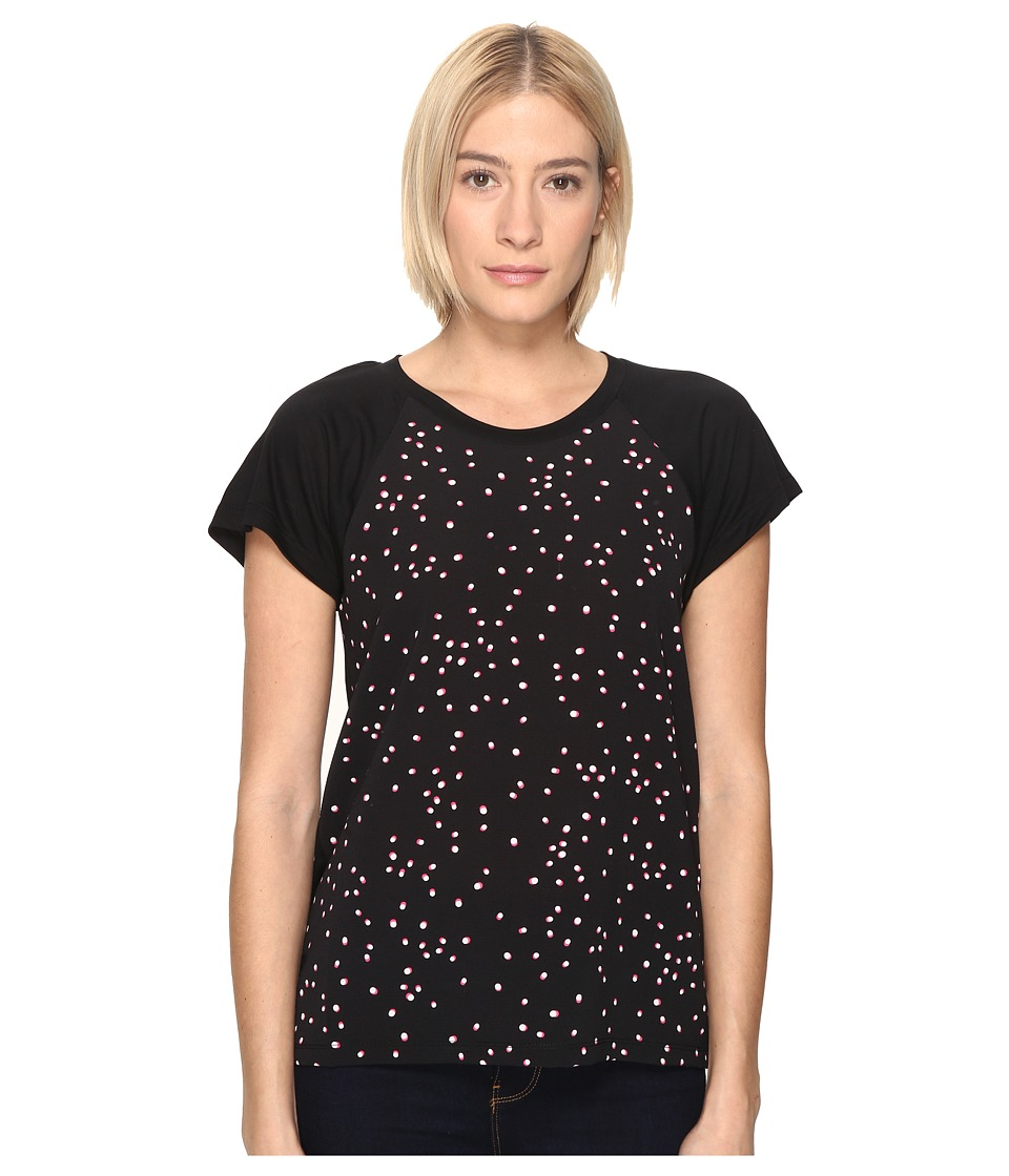 Paul Smith - Polka Dot Tee (Black) Women's T Shirt