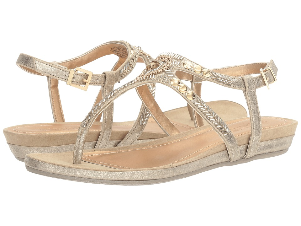 Kenneth Cole Reaction - Lost Vegas 2 (Champagne) Women's Shoes