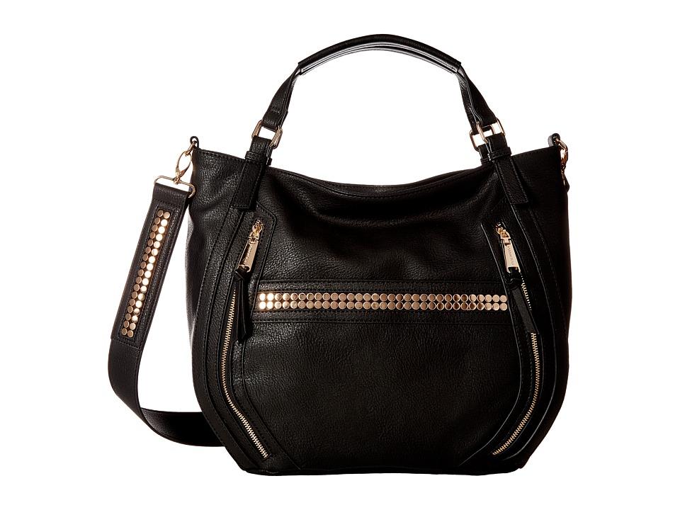 Steve Madden - Btobo Satchel (Black) Satchel Handbags