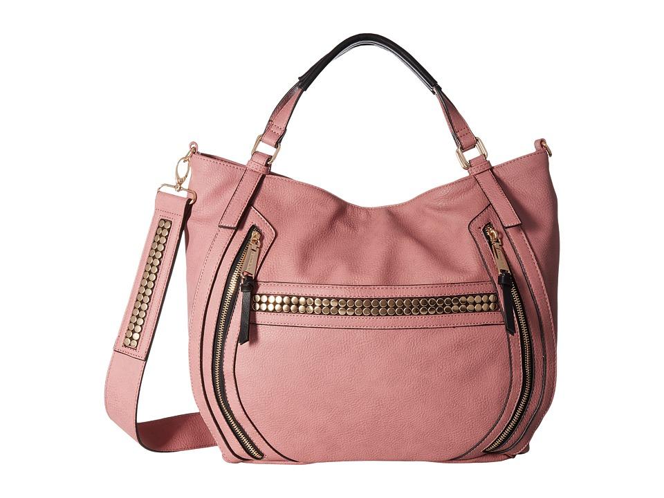Steve Madden - Btobo Satchel (Dusty Rose) Satchel Handbags