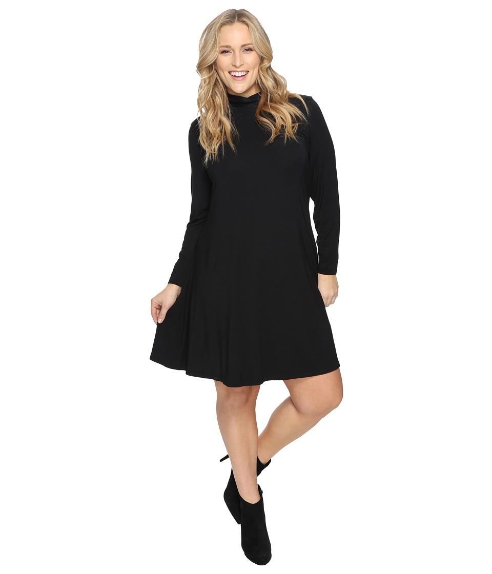 Tart Plus Size Sally Dress (Black) Women