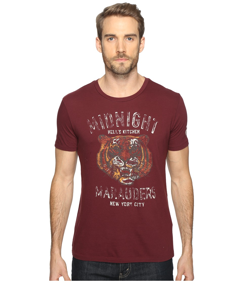 Lucky Brand - Midnight Marauders Graphic Tee (Port Royale) Men's Clothing