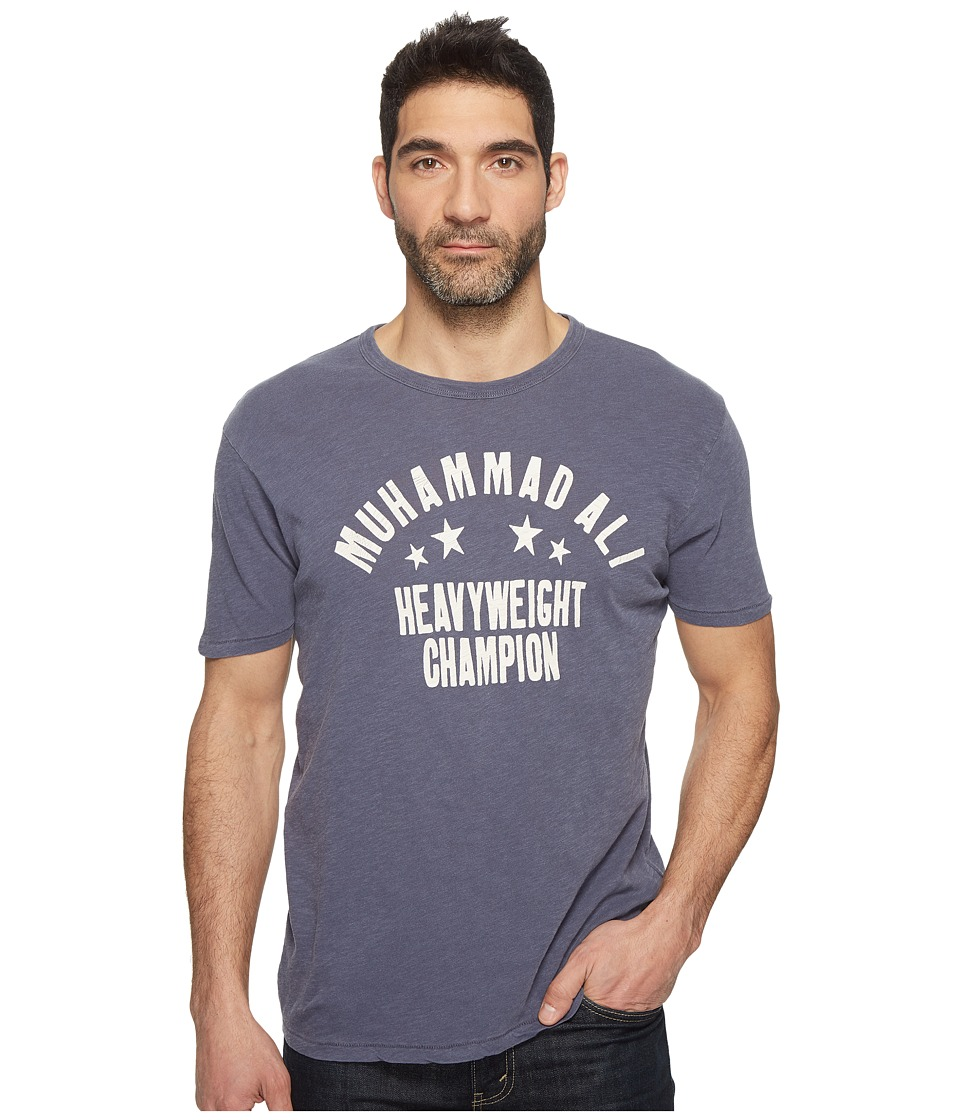 Lucky Brand - Ali Like A Bee Graphic Tee (American Navy) Men's Clothing