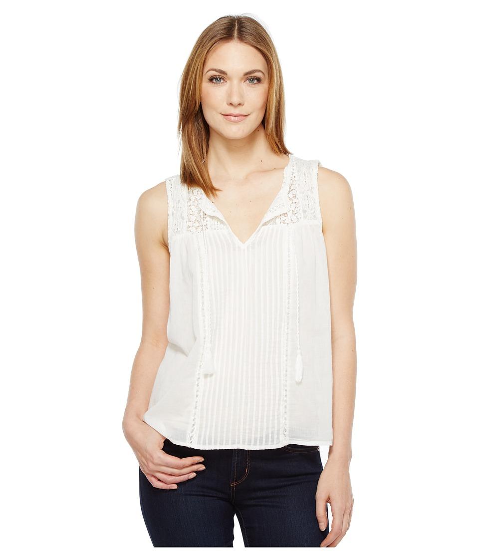 Joie - Alasdair A429-T5578 (Porcelain) Women's Sleeveless