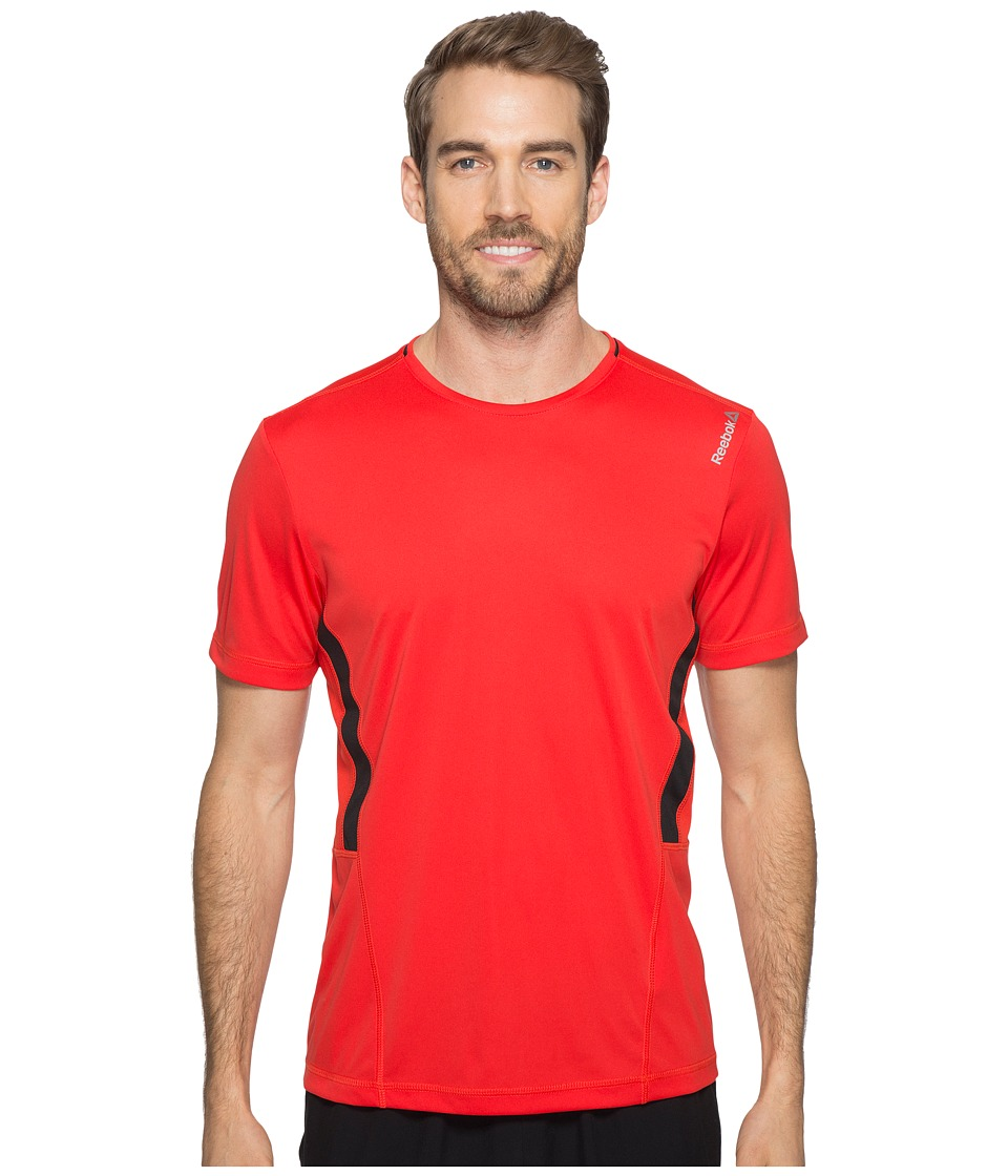 Reebok - Workout Ready Tech Top (Red) Men's Workout