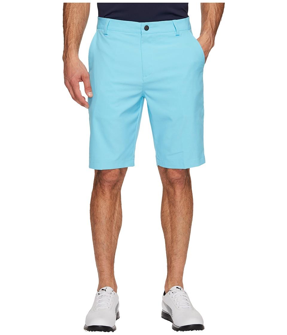 PUMA Golf Essential Pounce Shorts (Turquoise) Men
