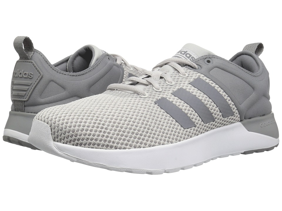 adidas - Cloudfoam Super Racer (Grey One/Grey Three/Footwear White) Men's Running Shoes