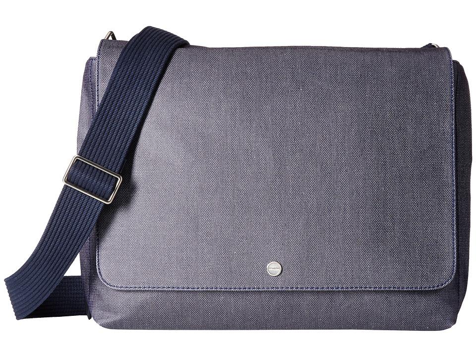 Skagen - Eric Messenger (Blue) Messenger Bags