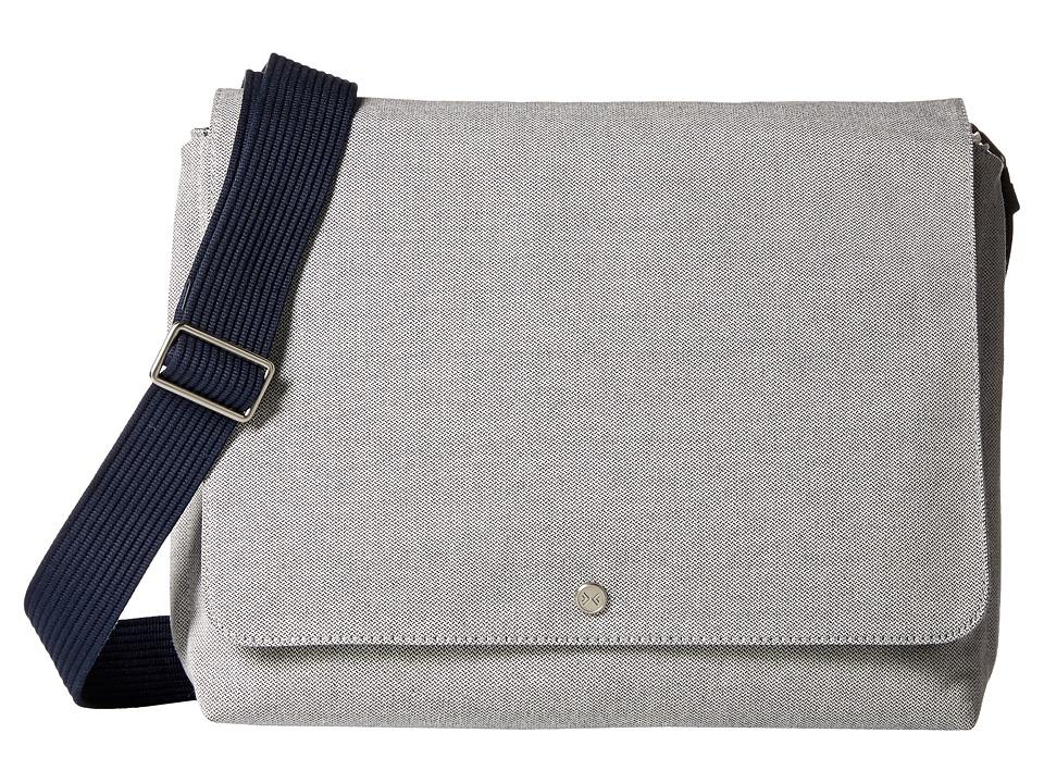 Skagen - Eric Messenger (Blue 1) Messenger Bags