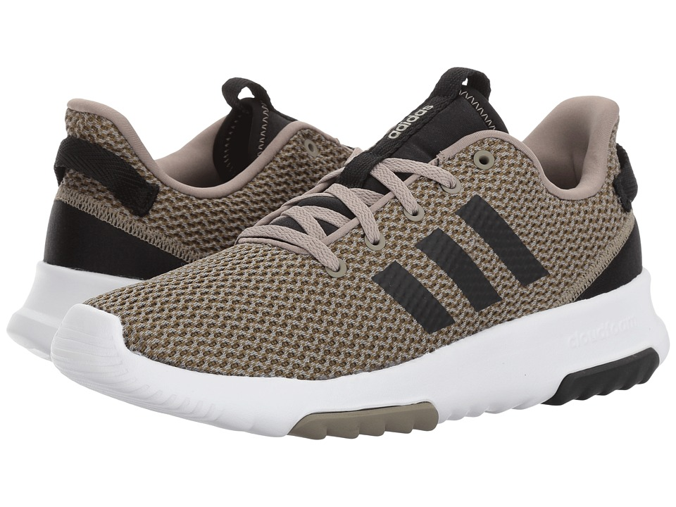 adidas - Cloudfoam Racer TR (Trace Olive/Core Black/Trace Cargo) Men's Running Shoes