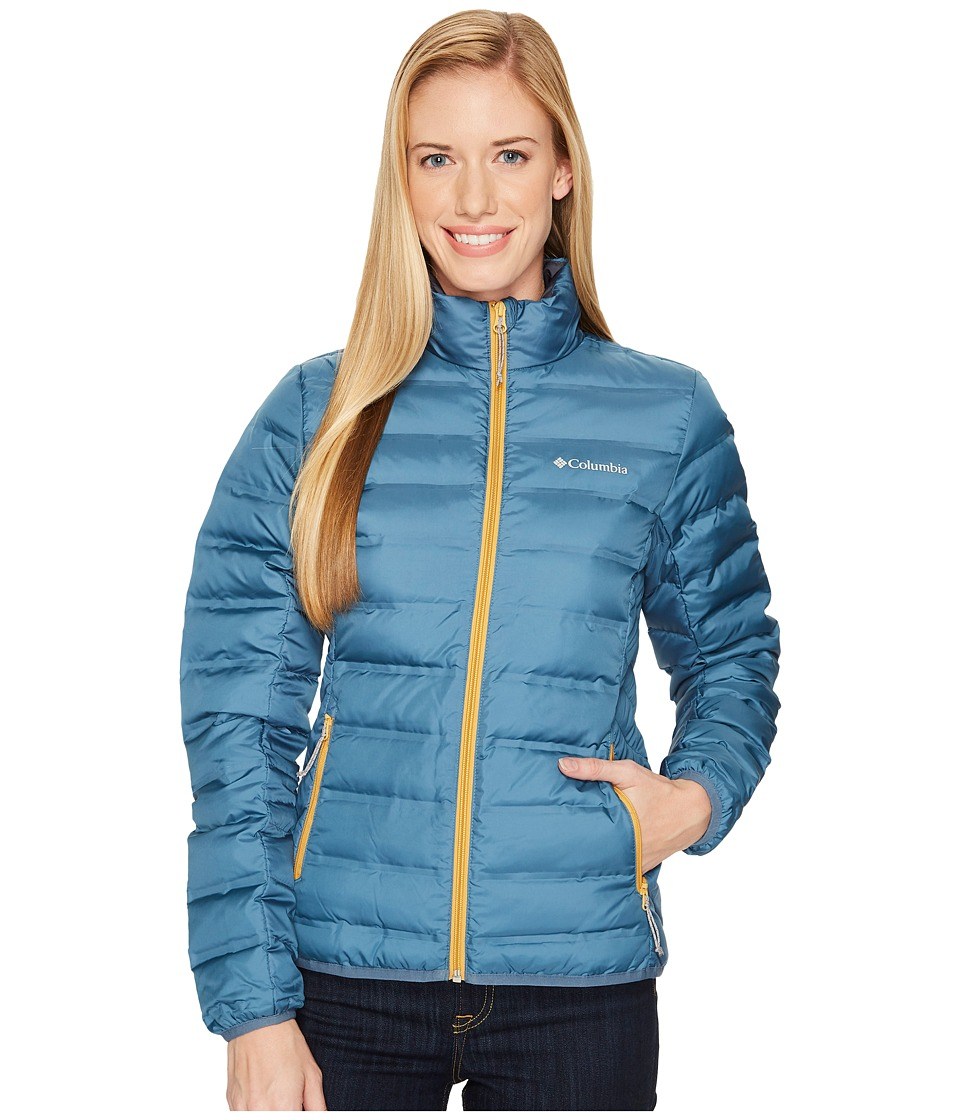 Columbia Lake 22 Jacket (Blue Heron/Pilsner) Women