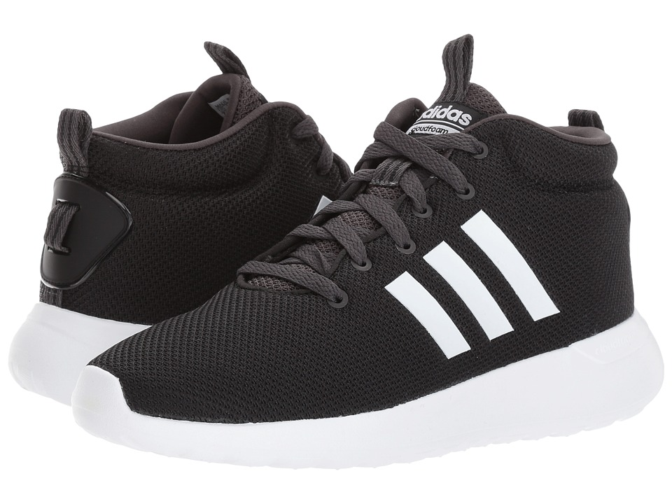 adidas - Cloudfoam Lite Racer Mid (Core Black/Footwear White/Utility Black) Men's Running Shoes