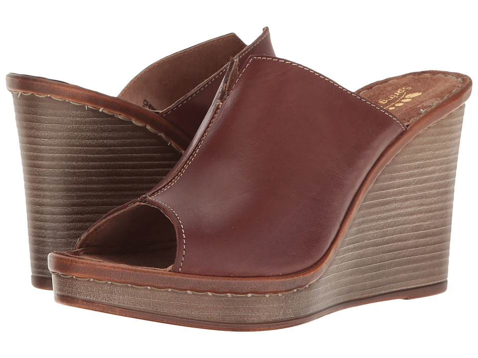 Spring Step - Chrisy (Chocolate Brown) Women's Shoes