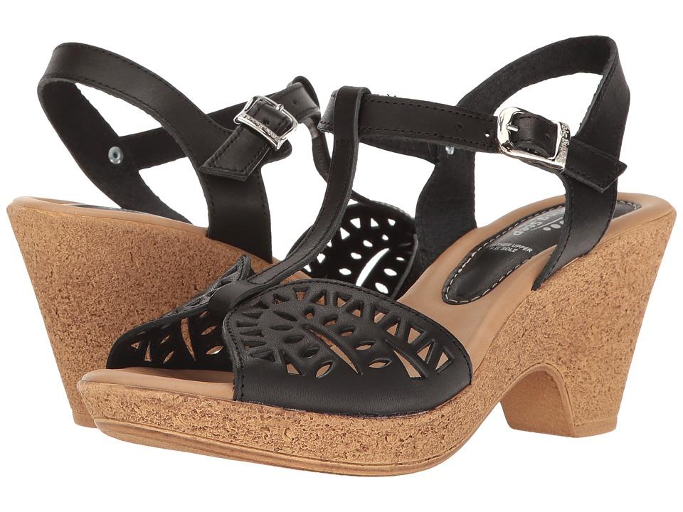 Spring Step - Ekam (Black) Women's Shoes