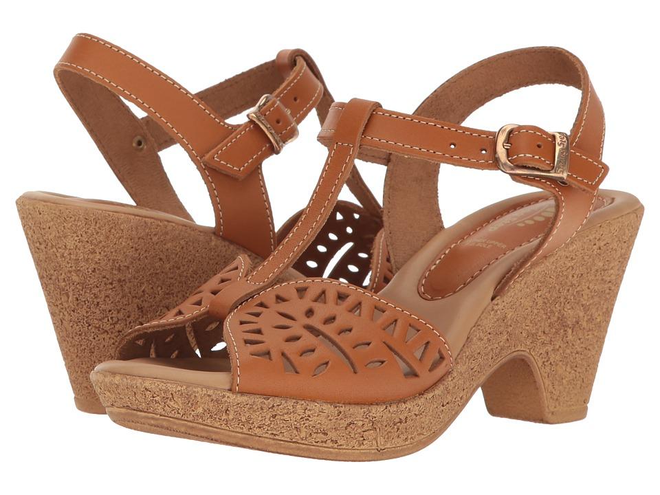 Spring Step - Ekam (Camel) Women's Shoes
