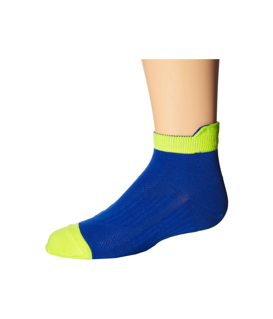 Falke - Run Win Sneaker Sock (Toddler/Little Kid/Big Kid) (Cobalt Blue) Crew Cut Socks Shoes