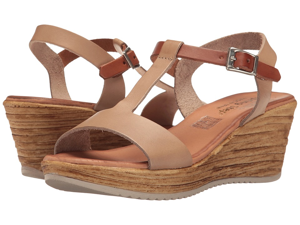 Spring Step - Jamari (Taupe) Women's Shoes
