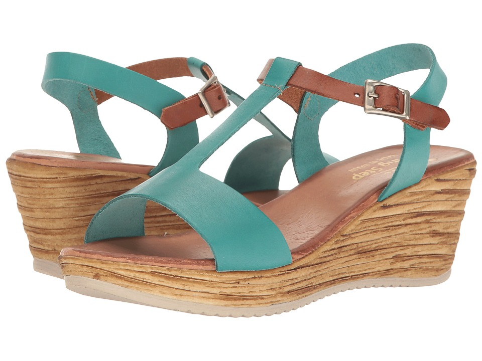 Spring Step - Jamari (Turquoise) Women's Shoes