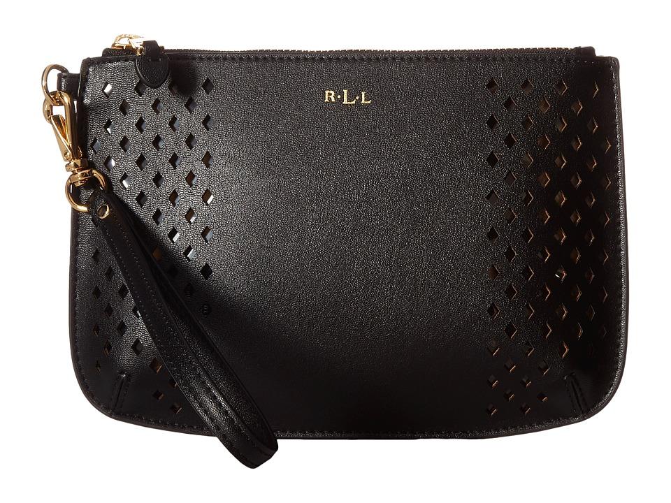 LAUREN Ralph Lauren - Lauderdale Wrislet Duo (Black) Wristlet Handbags